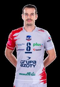 Benjamin Toniutti - zawodnik Zaksa