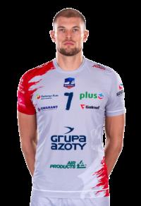 Piotr Łukasik - zawodnik Zaksa