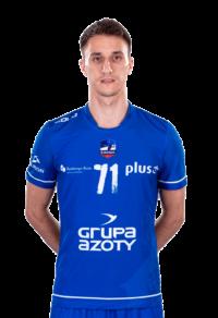 Korneliusz Banach - zawodnik Zaksa
