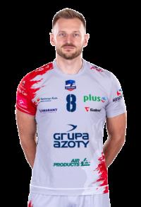 Adrian Staszewski - zawodnik Zaksa