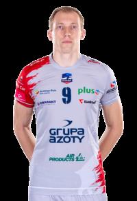 Bartłomiej Kluth - zawodnik Zaksa