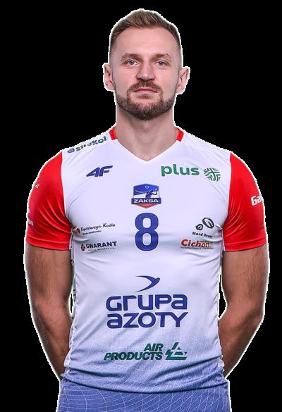 Adrian Staszewski - ZAKSA Kędzieżyn Koźle