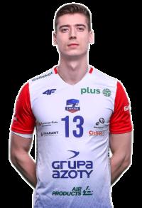 Kamil Semeniuk - zawodnik Zaksa