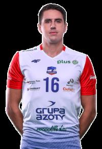 Tomasz Kalembka - zawodnik Zaksa
