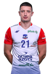 Wojciech Żaliński - zawodnik Zaksa