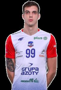 Norbert Huber - zawodnik Zaksa