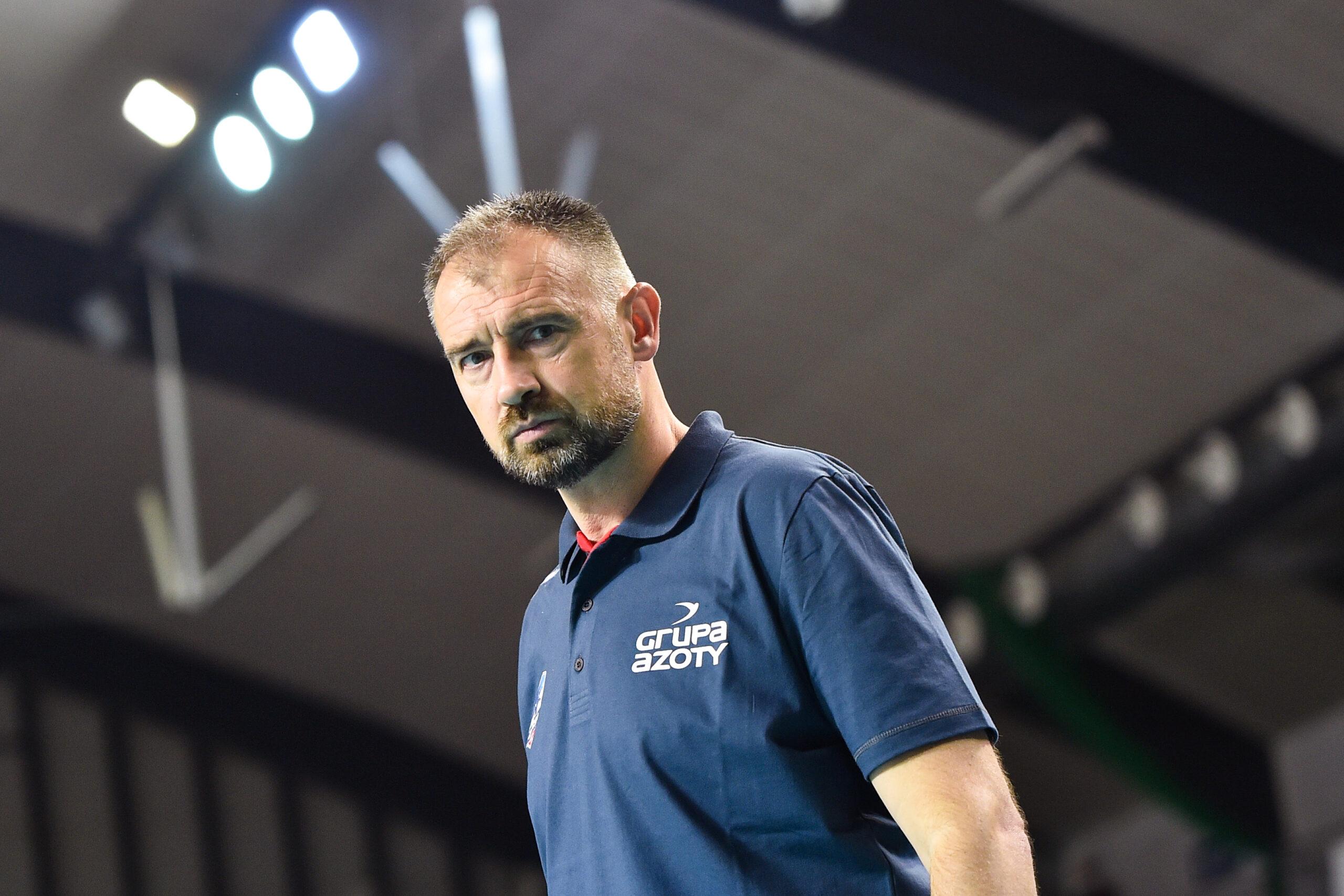 Nikola Grbić: Musimy zebrać energię, żeby być gotowym na kolejne spotkanie