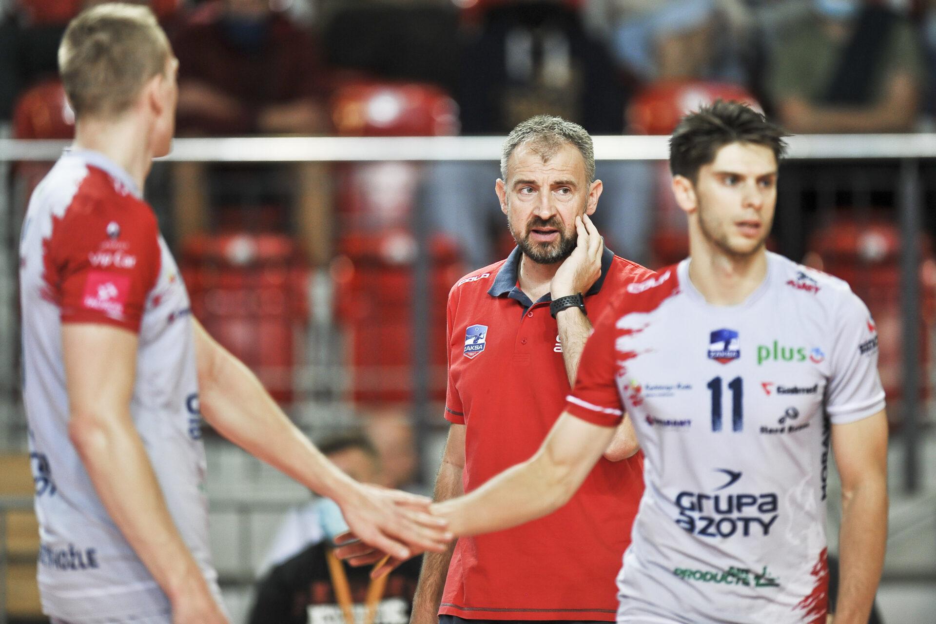 Nikola Grbić: Musimy dbać o bezpieczeństwo zawodników