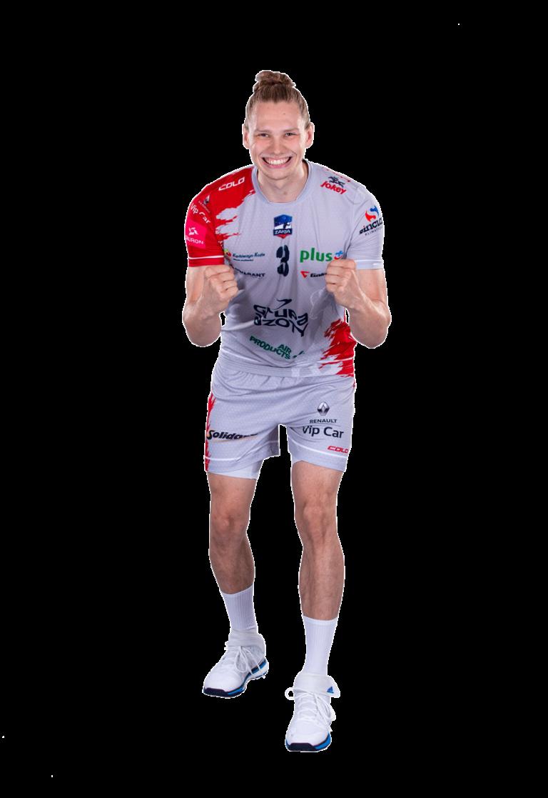 Zawodnik Jakub Kochanowski