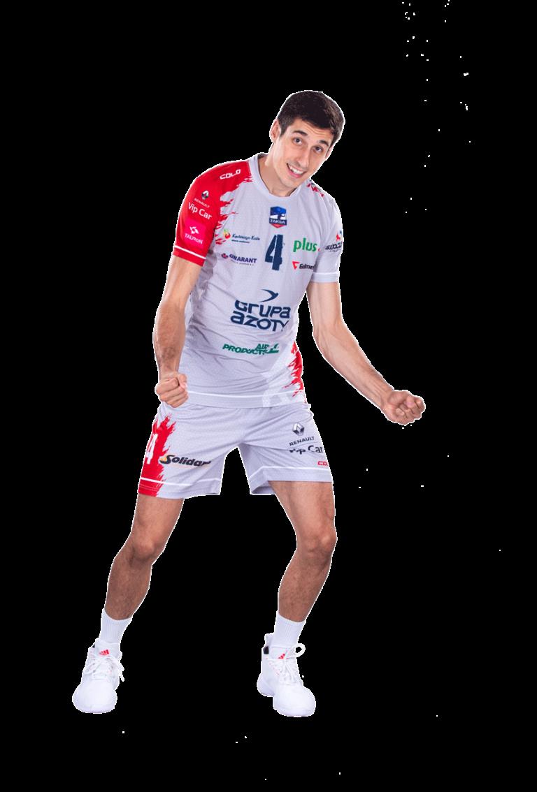 Zawodnik Krzysztof Rejno