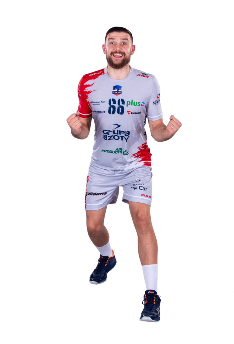 Zawodnik Mateusz Zawalski