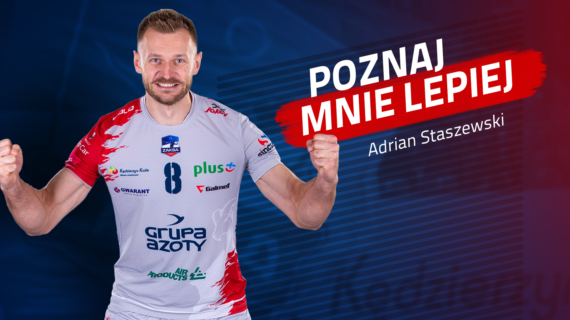 Poznaj mnie lepiej: Adrian Staszewski