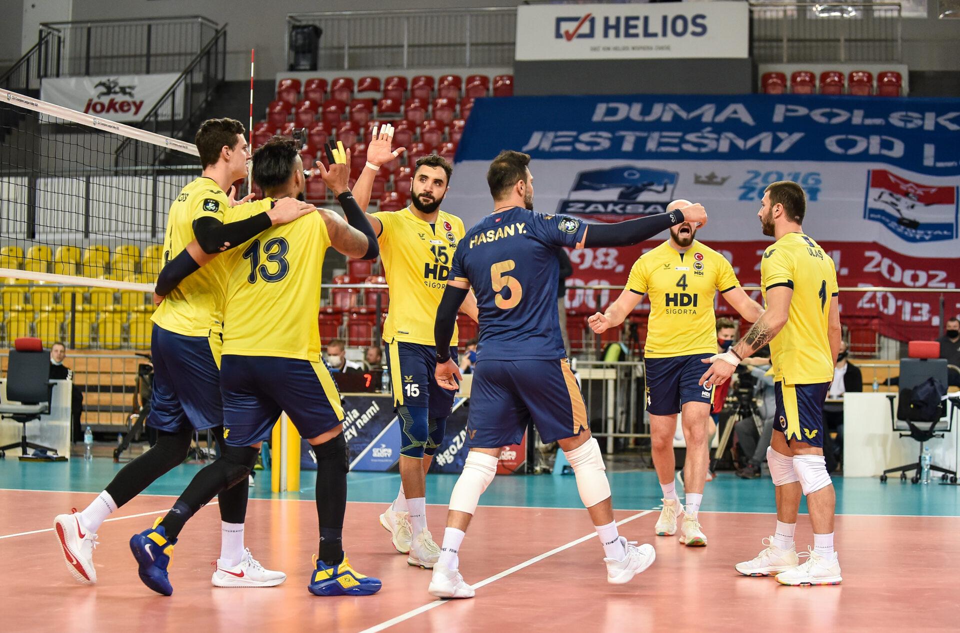 LM: Turcy lepsi w pierwszym meczu kędzierzyńskiego turnieju