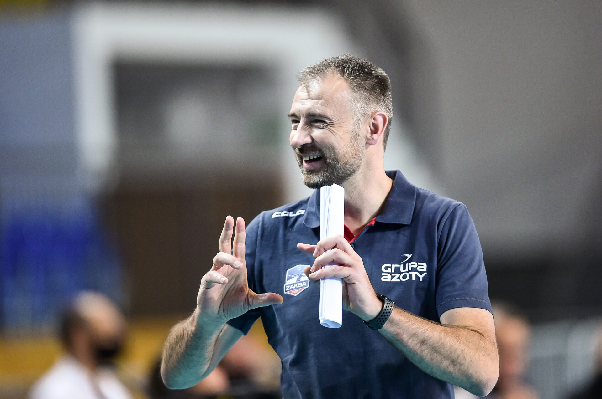 Grupa Azoty ZAKSA Kędzierzyn-Koźle vs Trefl Gdańsk fotogaleria