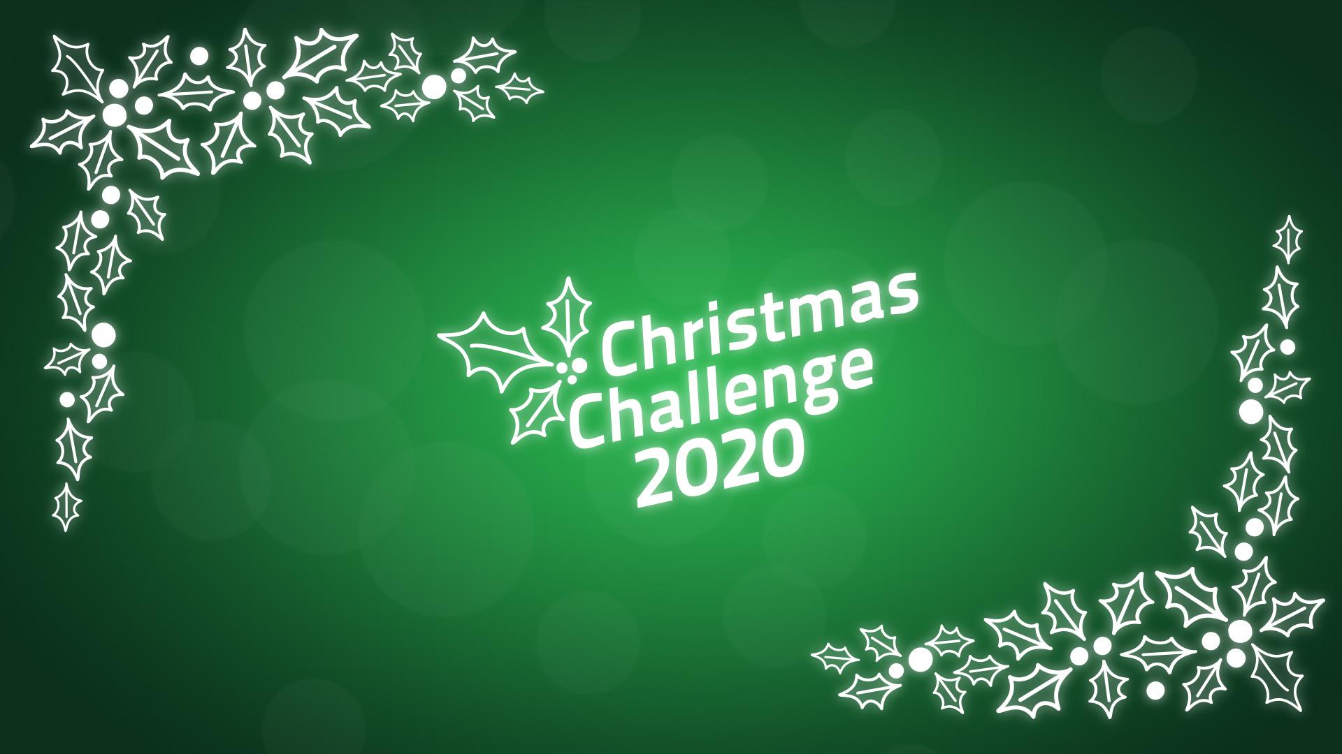 CHRISTMAS CHALLENGE 2020 – Już wkrótce…