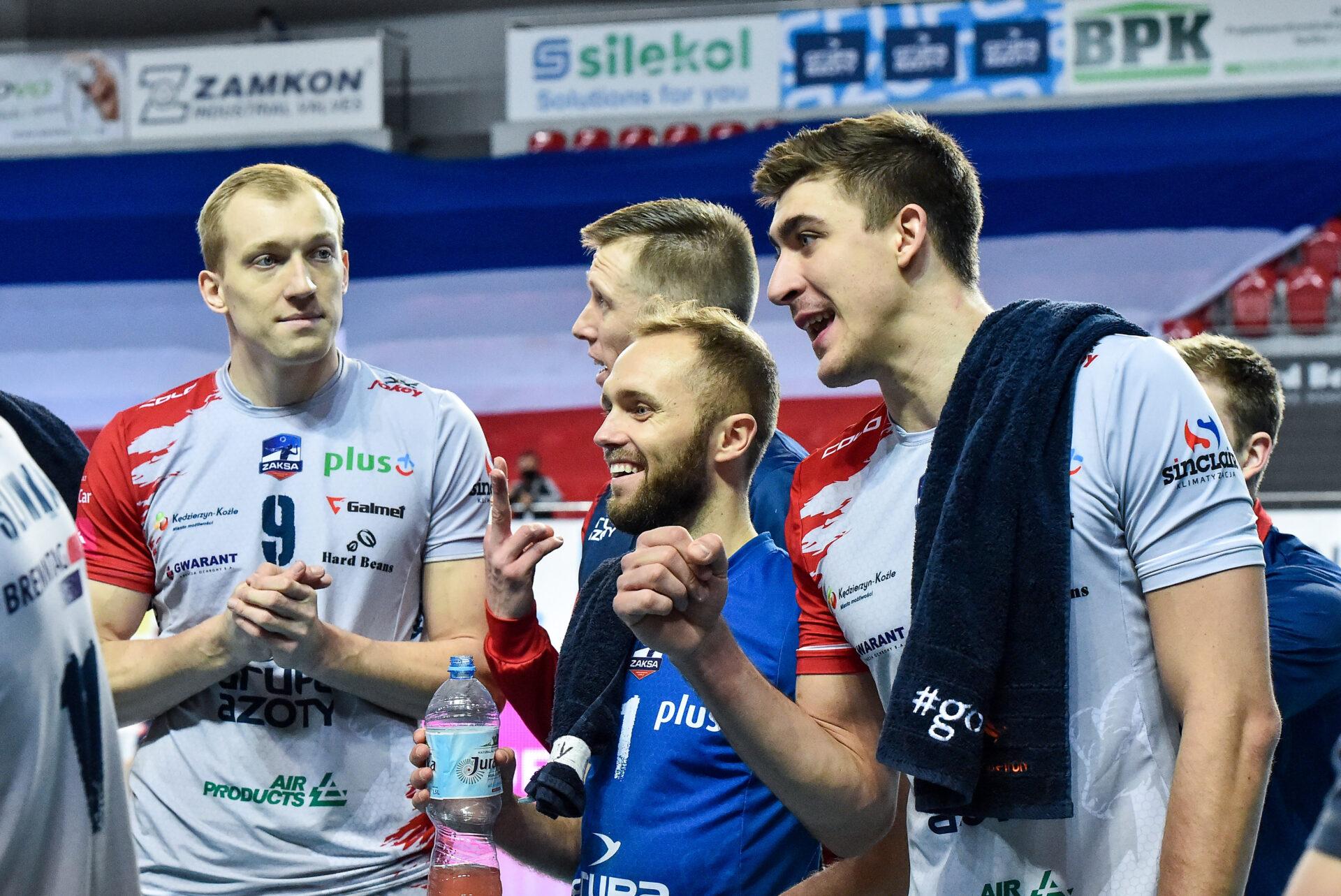 Kolejny zaległy mecz ZAKSY – o ligowe punkty walczymy w Radomiu
