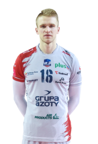 Dominik Depowski - zawodnik Zaksa
