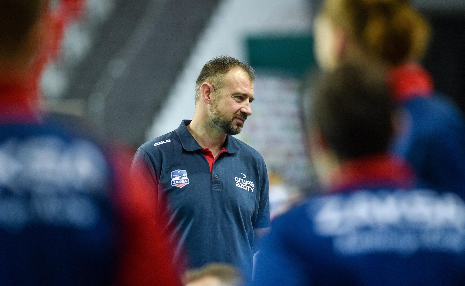 Nikola Grbić: Wykorzystaliśmy moment na przerwę