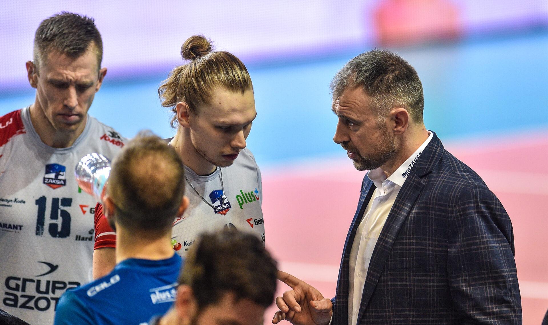 Jakub Kochanowski: To spotkanie pokaże nam na jakim jesteśmy etapie