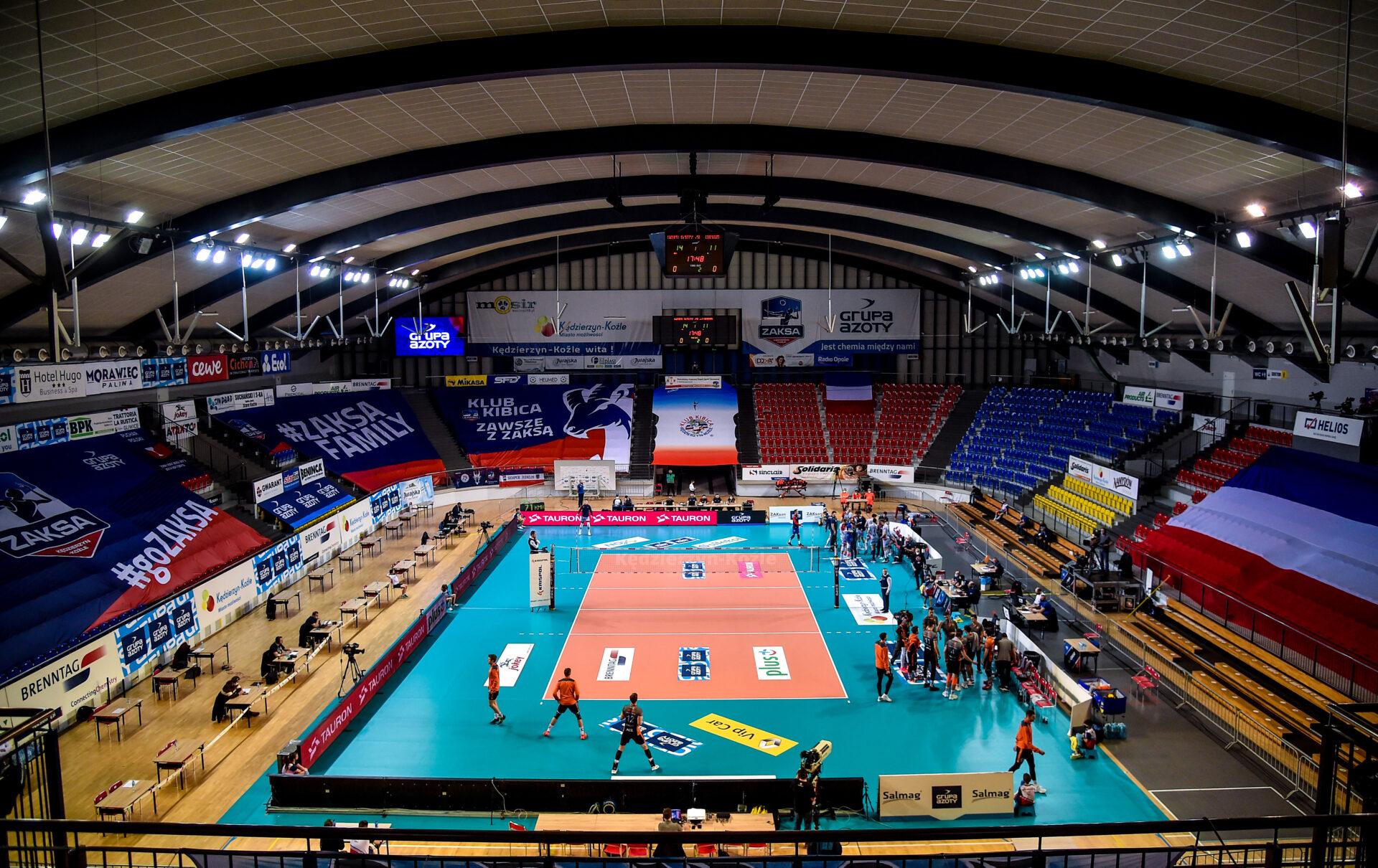 """Filplast Pure Air w Hali Widowiskowo-Sportowej """"Azoty"""" – informacja dla mediów"""