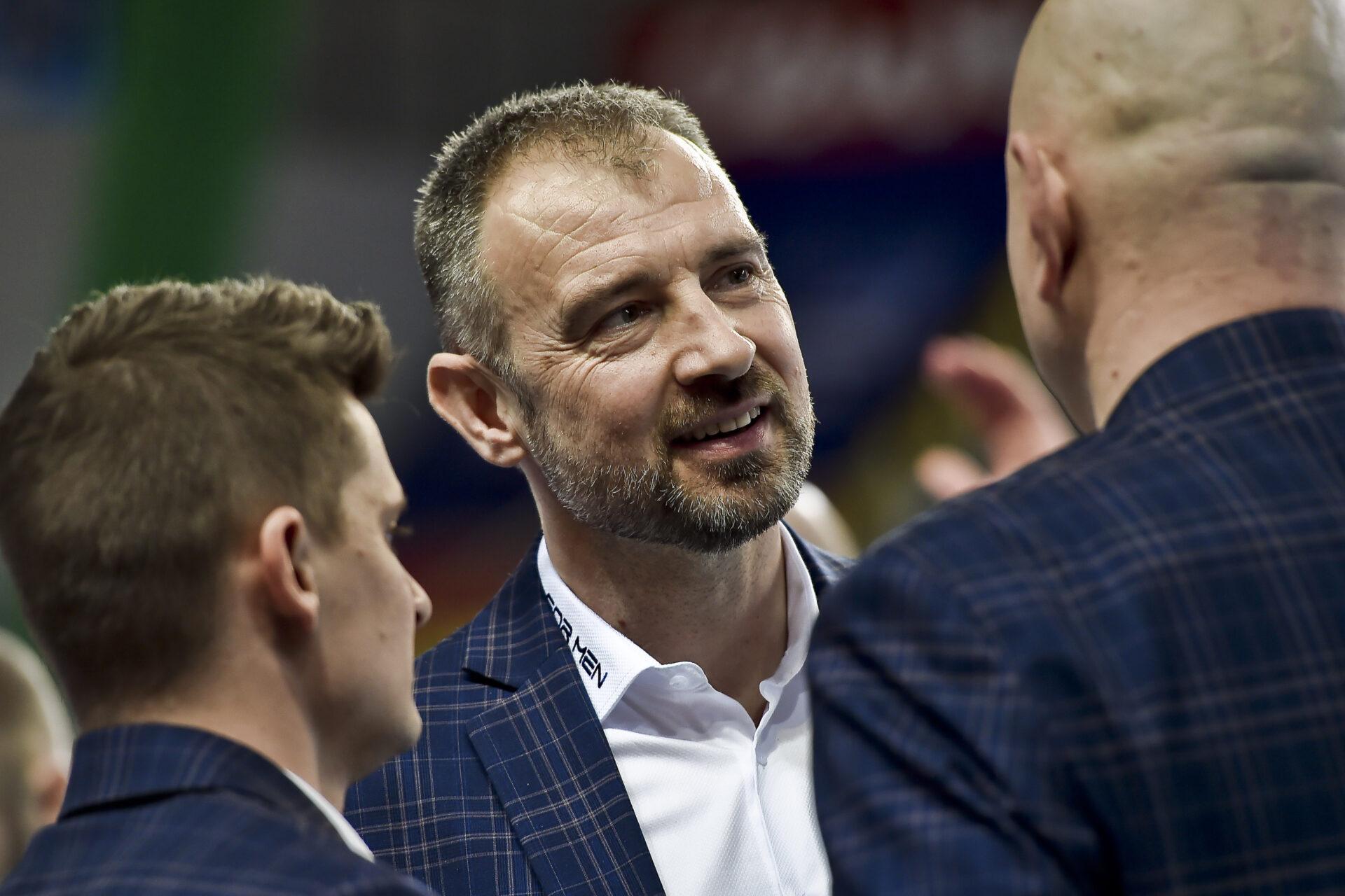Nikola Grbić: Wiedzieliśmy, że będzie to trudny mecz