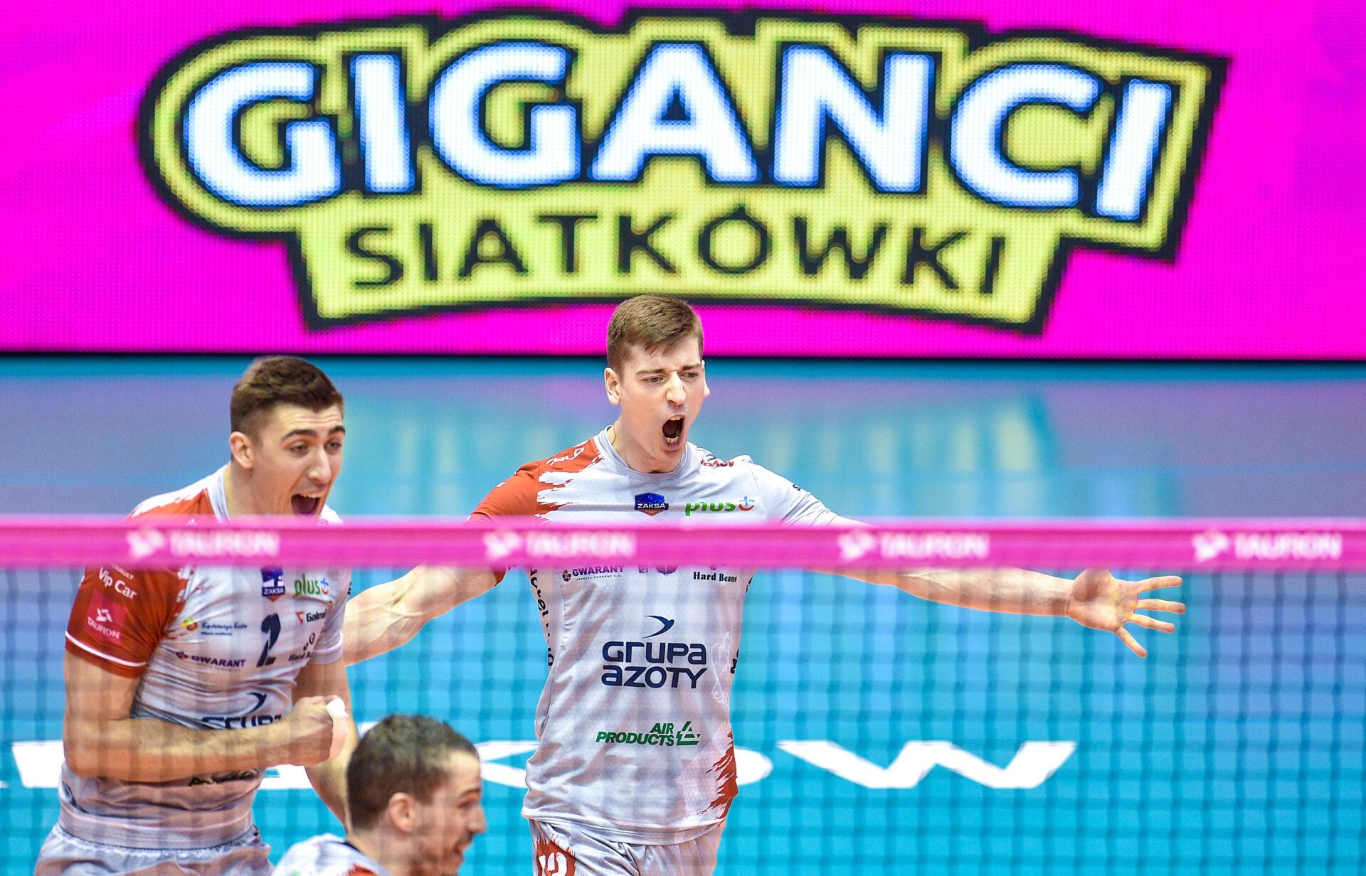 ZAKSA w finale TAURON Pucharu Polski