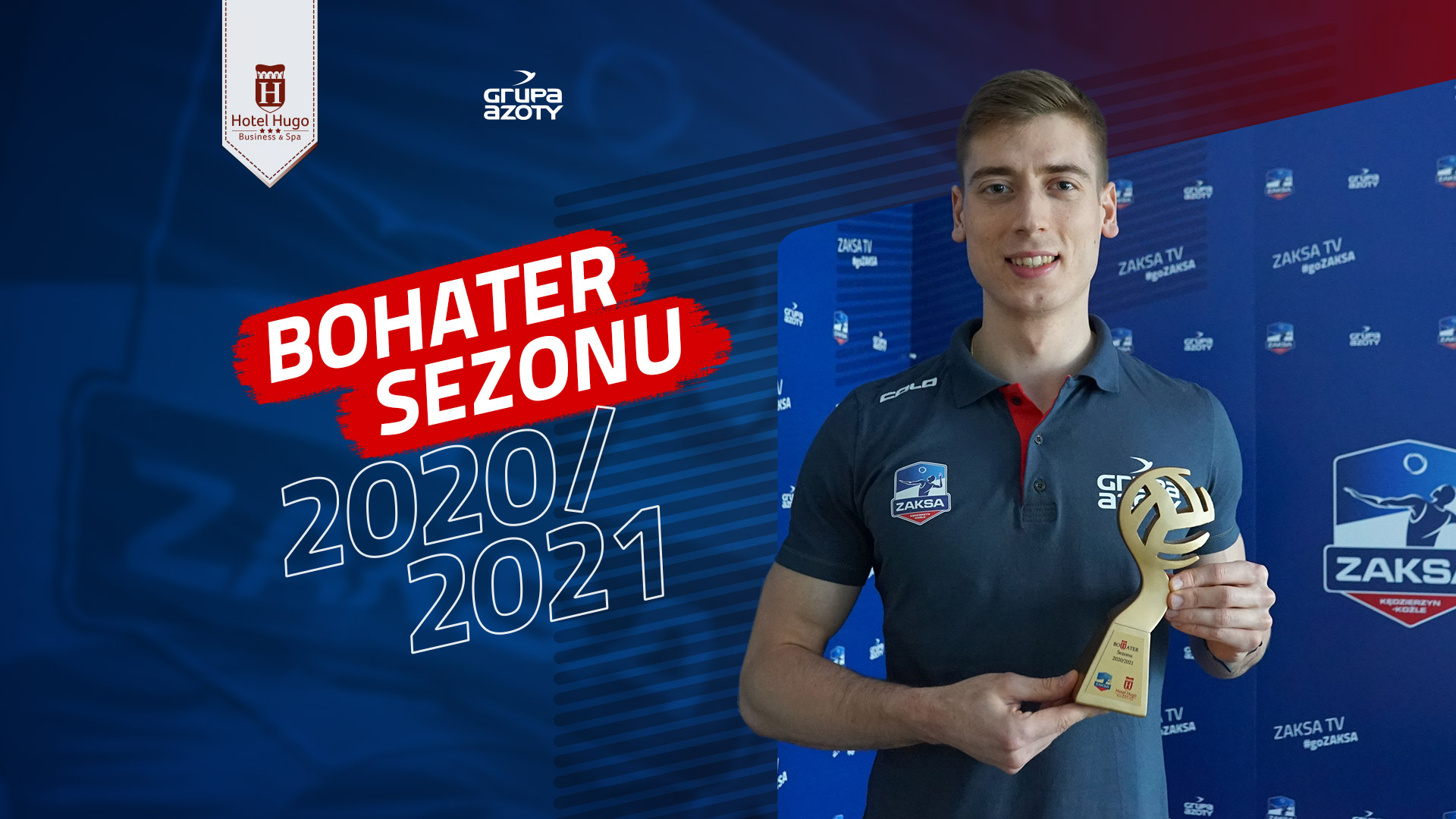 #BohaterSezonu: Kamil Semeniuk