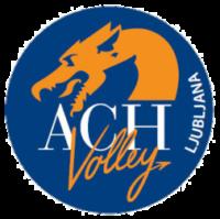 Logo ACH Volley Lublana