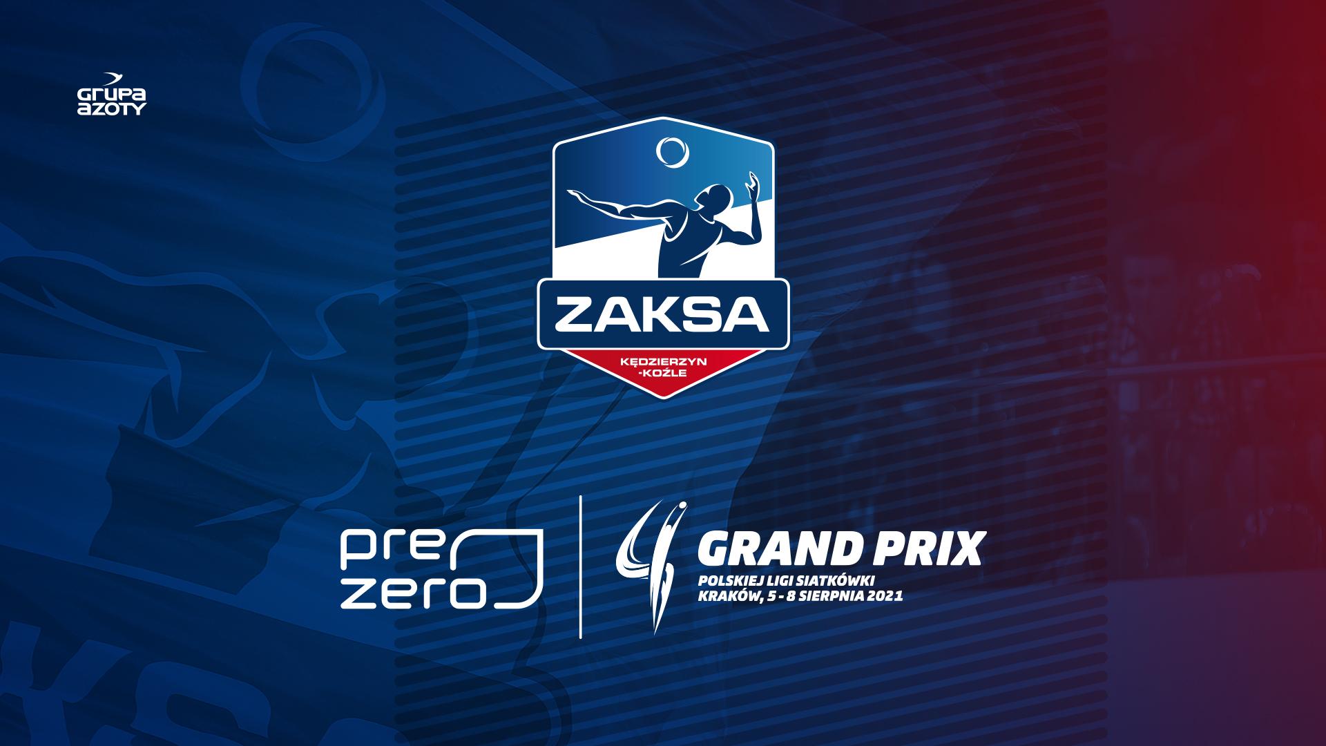 Skład ZAKSY na PreZero Grand Prix w Krakowie