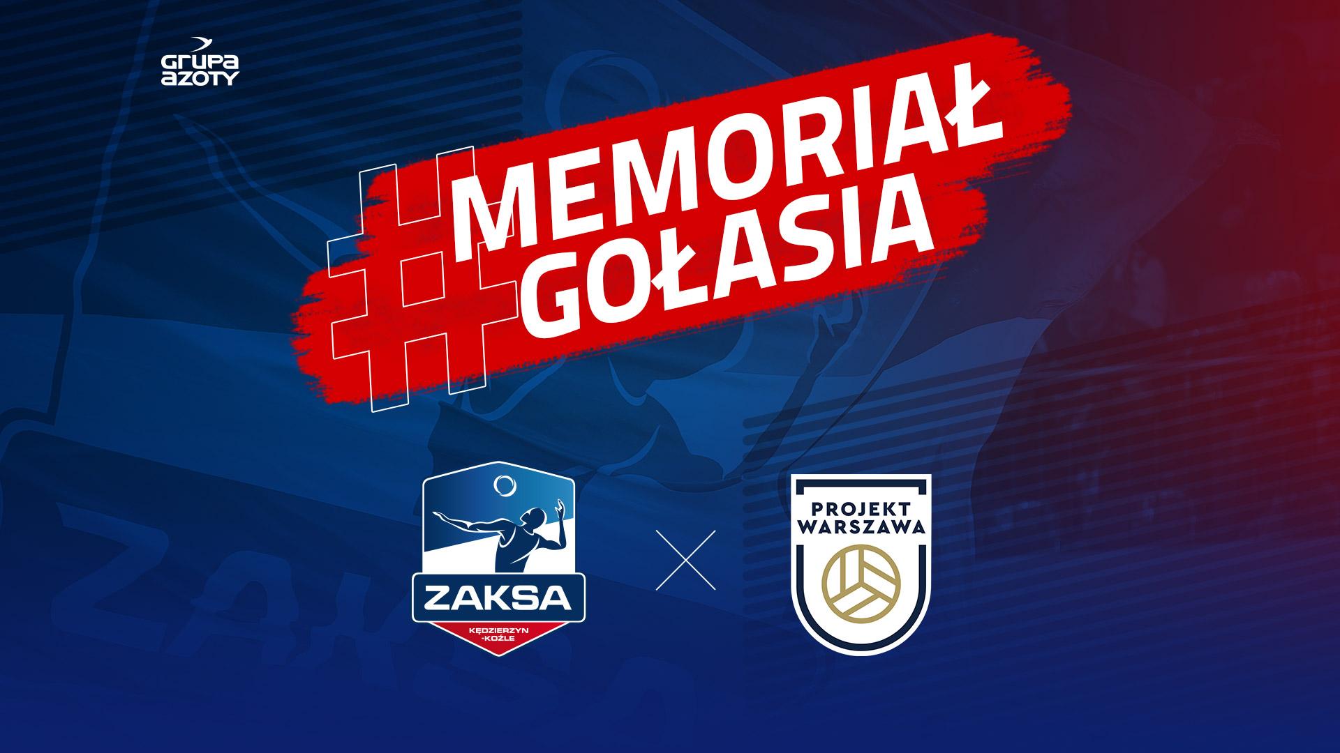 XVI Agrobex Memoriał Arkadiusza Gołasia: ZAKSA w finale