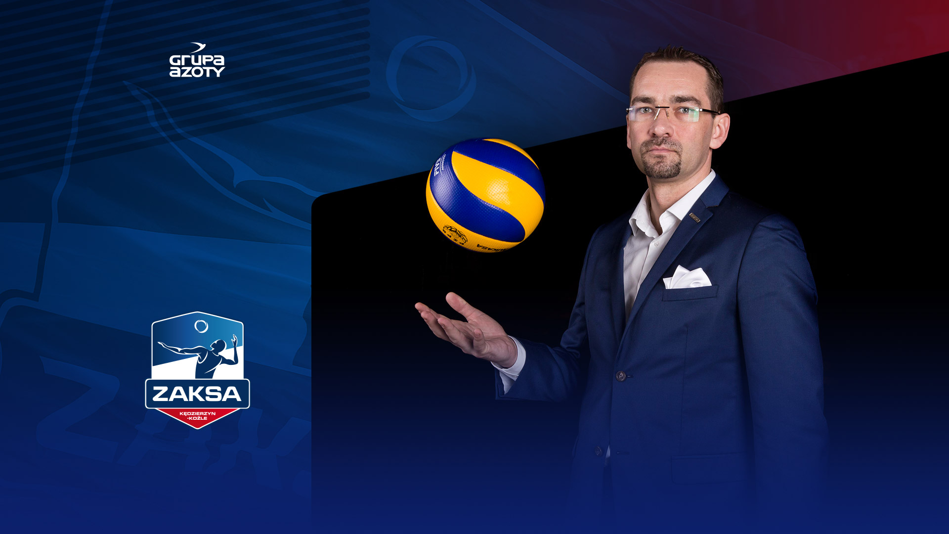 Prezes ZAKSA S.A. nowym prezesem Polskiego Związku Piłki Siatkowej
